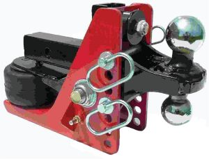 Shocker Hitches Receiver Mount Air Hitch